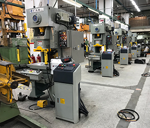 Metal Button Making Machine