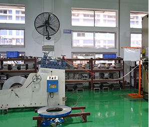 Blanking Line for Metal Stamping Parts