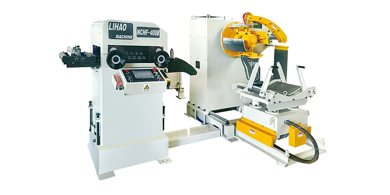 three - in - one servo feeder