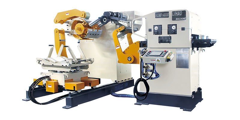 What benefits can three in one servo feeder bring to the enterprise