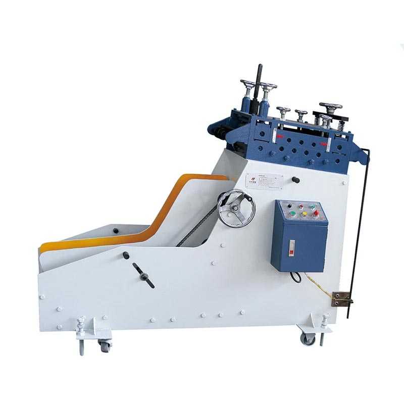 CL Type Straightener Cum Decoiler For Sheet Thickness: 0.4mm~2.2mm