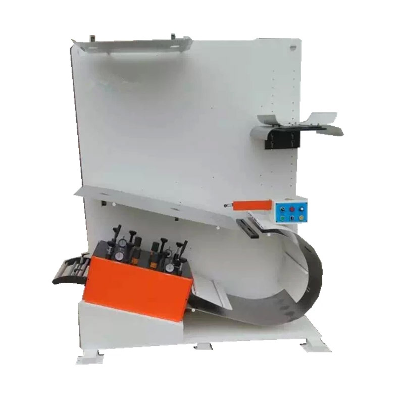 S-Loop Type Straightener For Sheet Width: 150mm~400mm Thickness: 0.1~1.6mm