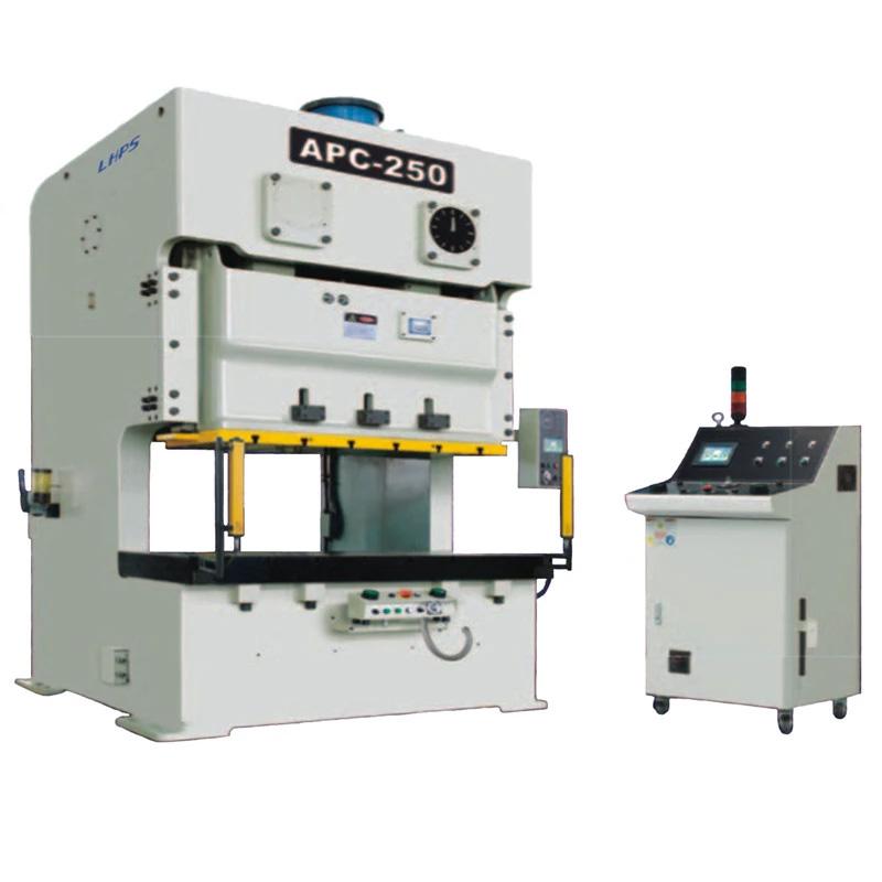APC Series Double-Crank Precision Steel Frame Press Machine