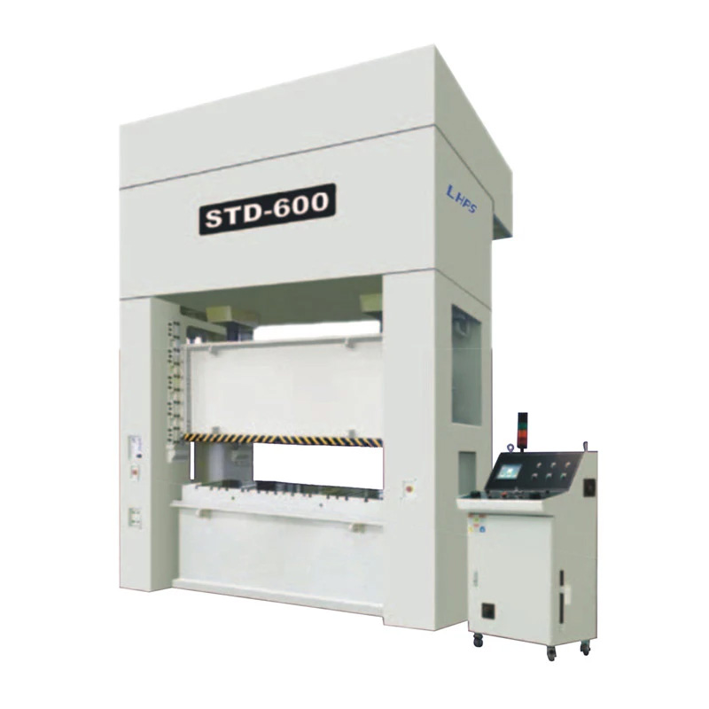 STD Series Right-Cylinder Double Bent Axle Forced Power Press Machine