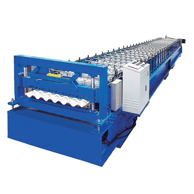 Wave Plate Forming Machine