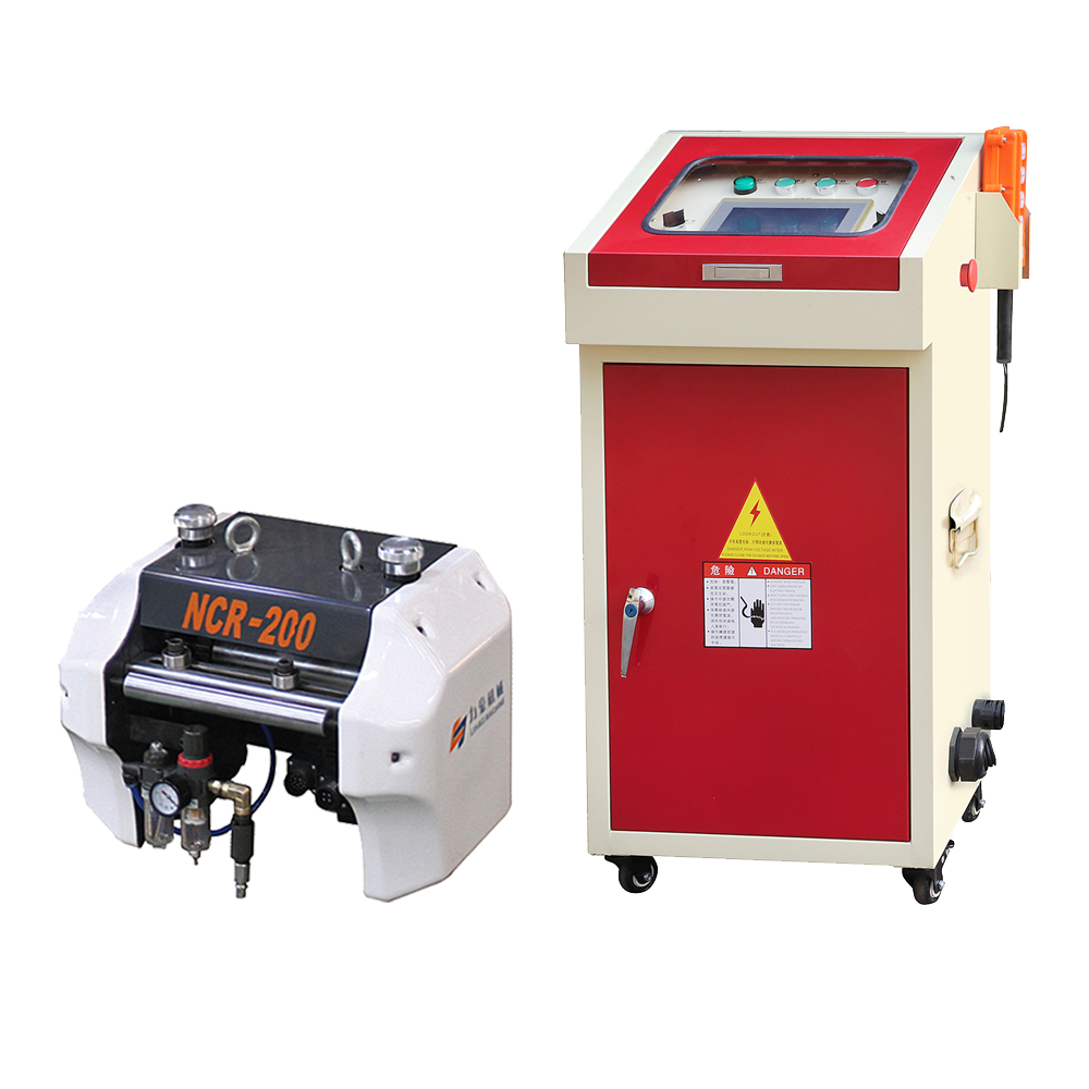 NCR Type NC Servo Roll Feeder For Sheet Thickness: 0.2mm~2.2mm, Pneumatic Release System