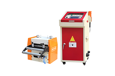 Synchronous operation Principle of NC servo feeder and punching machine