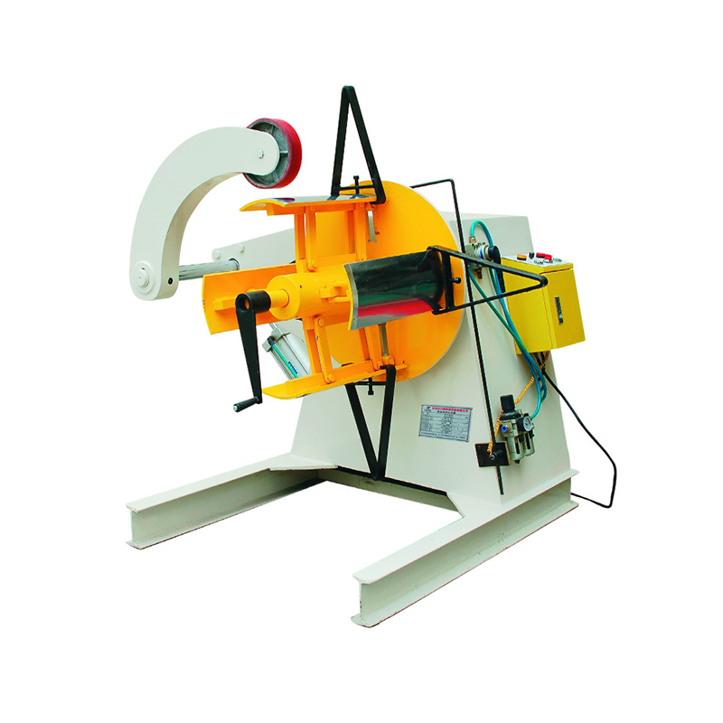 Automatic uncoiling machine MT series decoiler machine