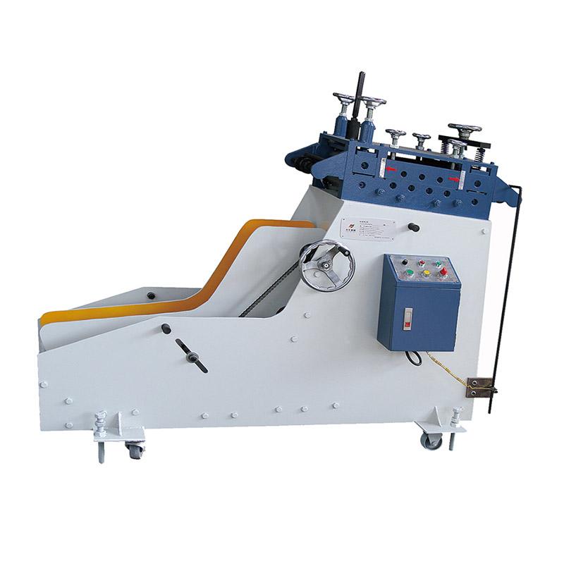 CL Type Straightener Cum Decoiler For Sheet Thickness: 0.4mm~2.2mm