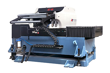 What industry is suitable for punch feeder?