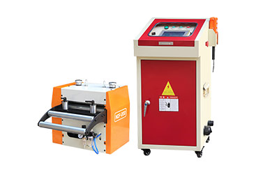 What type of punch can a servo feeder be used on?